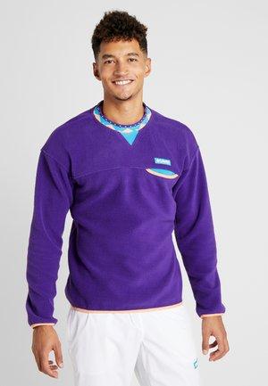 WAPITOO - Fleece trui - vivid purple