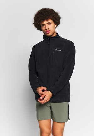 EXPLORATION - Fleece jacket - black