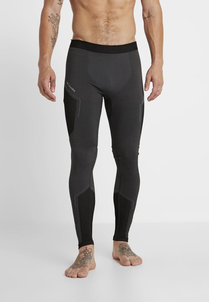 Columbia - ENGINEERED - Dlouhé spodní prádlo - black