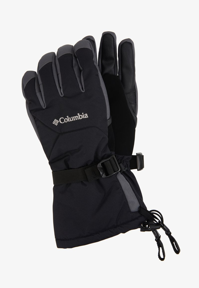 Columbia - WHIRLIBIRD GLOVE - Gants - black