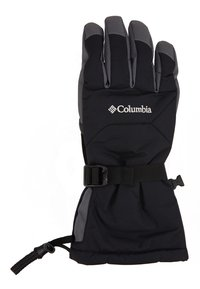 Columbia - WHIRLIBIRD GLOVE - Gants - black - 1