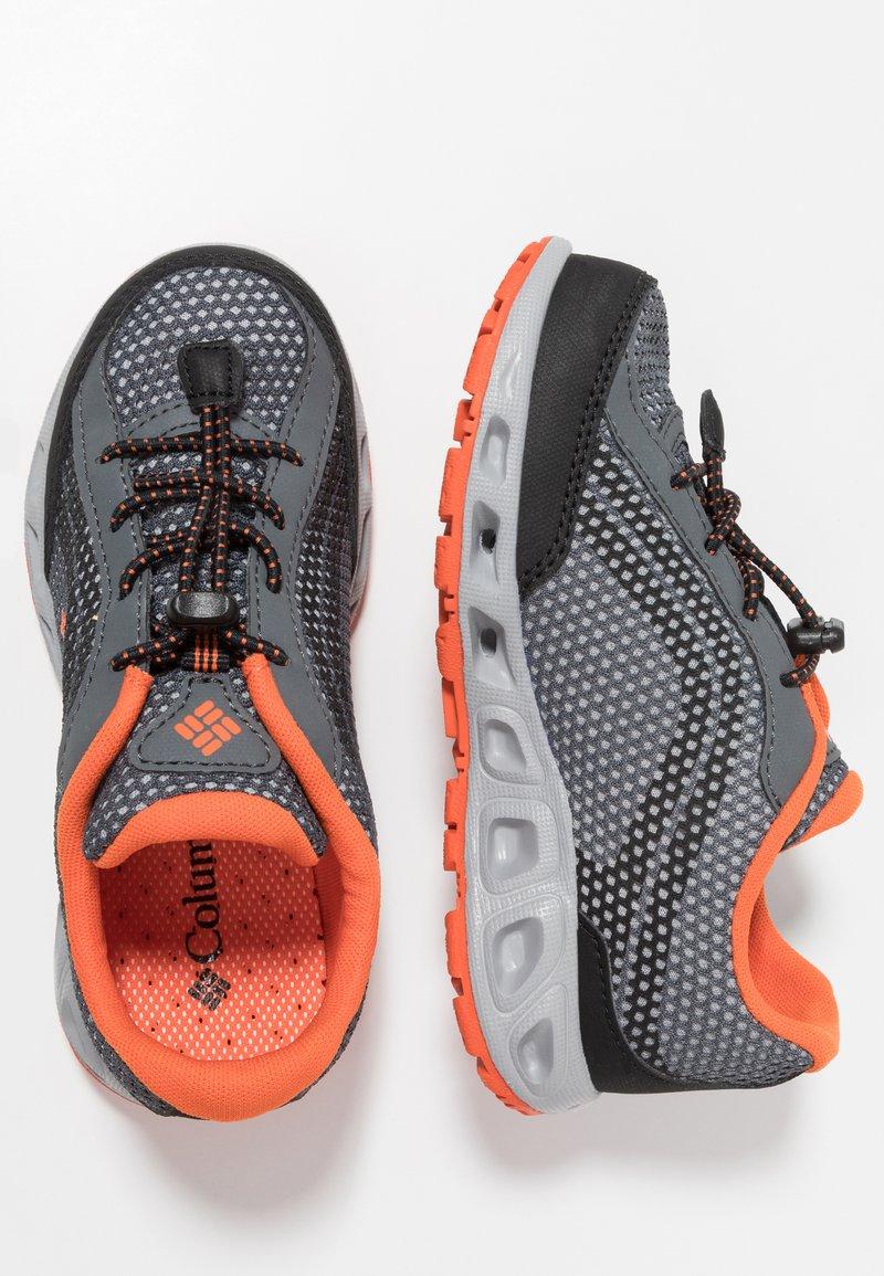 Columbia - YOUTH DRAINMAKER IV - Hikingschuh - graphite/tangy orange