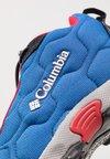 Columbia - YOUTH FIRECAMP MID 2 WP - Hiking shoes - royal
