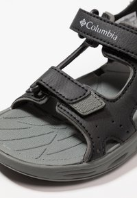 Columbia - YOUTH TECHSUN VENT - Outdoorsandalen - black/grey - 2