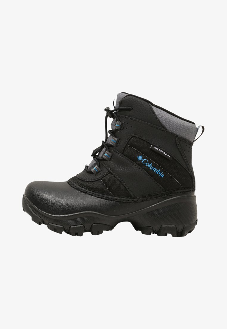 Columbia - ROPE TOW III WATERPROOF  - Winter boots - black/dark compass