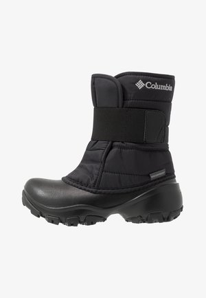 YOUTH ROPE TOW KRUSER 2 - Winter boots - black