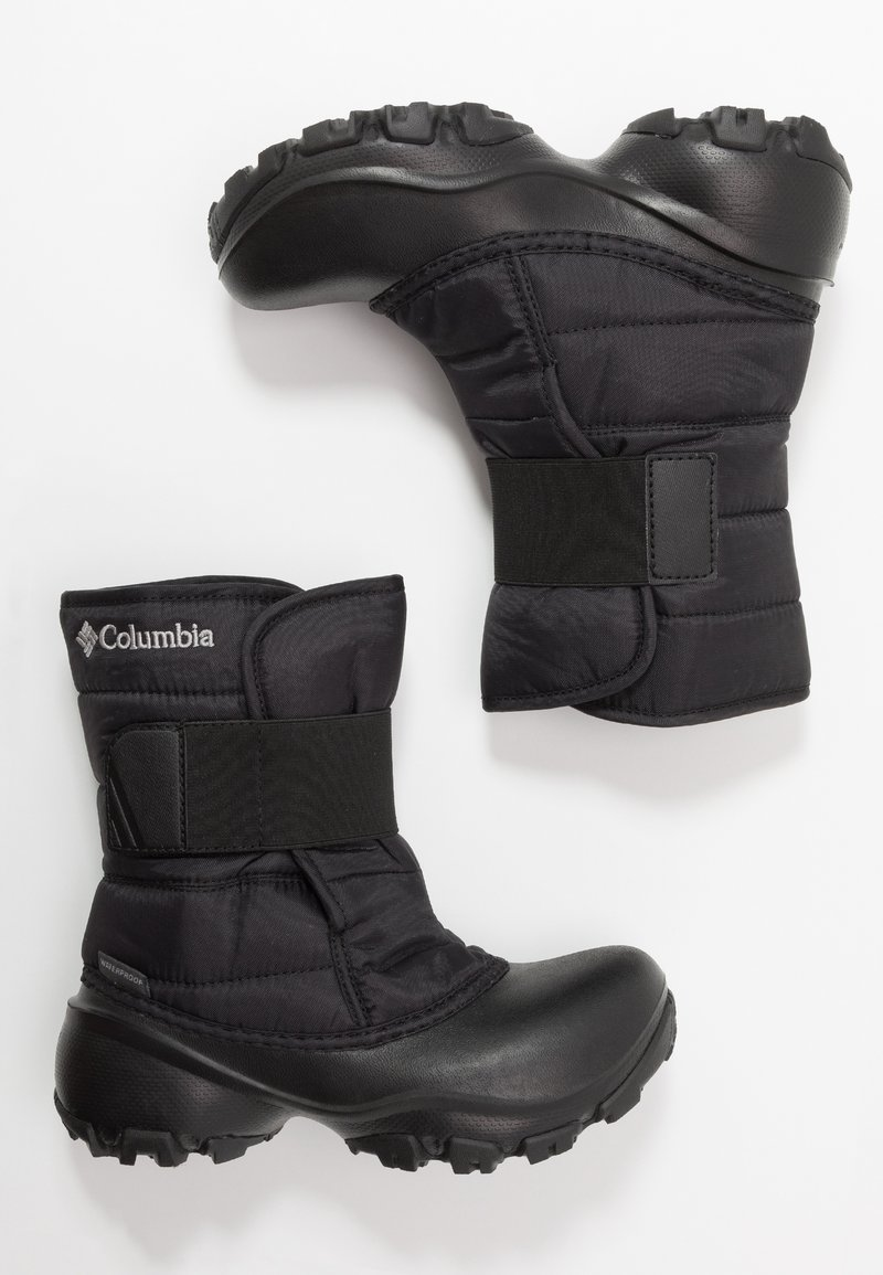 Columbia - YOUTH ROPE TOW KRUSER 2 - Winter boots - black