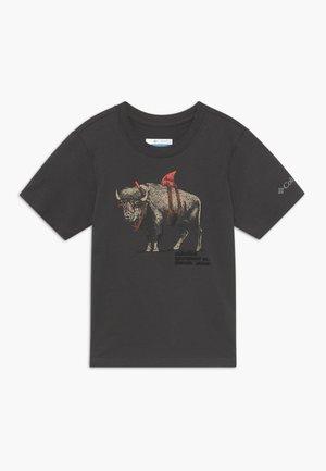 PEAK POINT - T-shirt print - shark