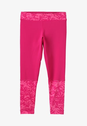 TRULLI TRAILS PRINTED LEGGINGS - Legging - pink