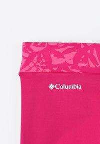Columbia - TRULLI TRAILS PRINTED LEGGINGS - Tights - pink - 4