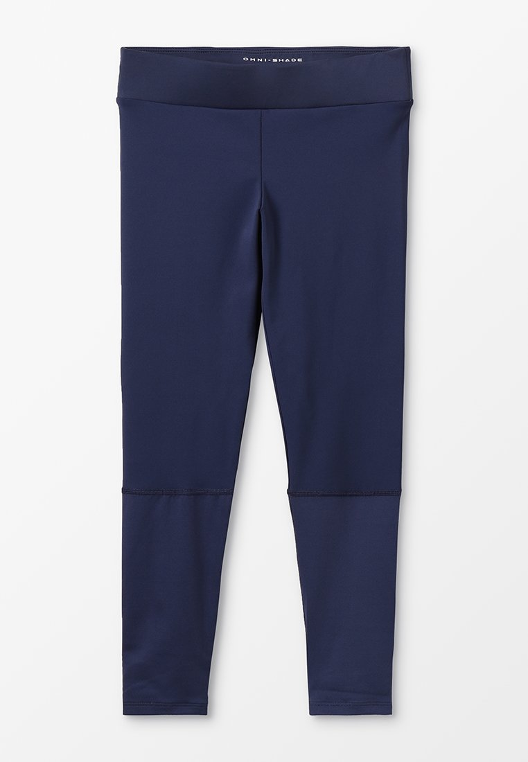 Columbia - TRULLI TRAILS PRINTED LEGGINGS - Tights - nocturnal