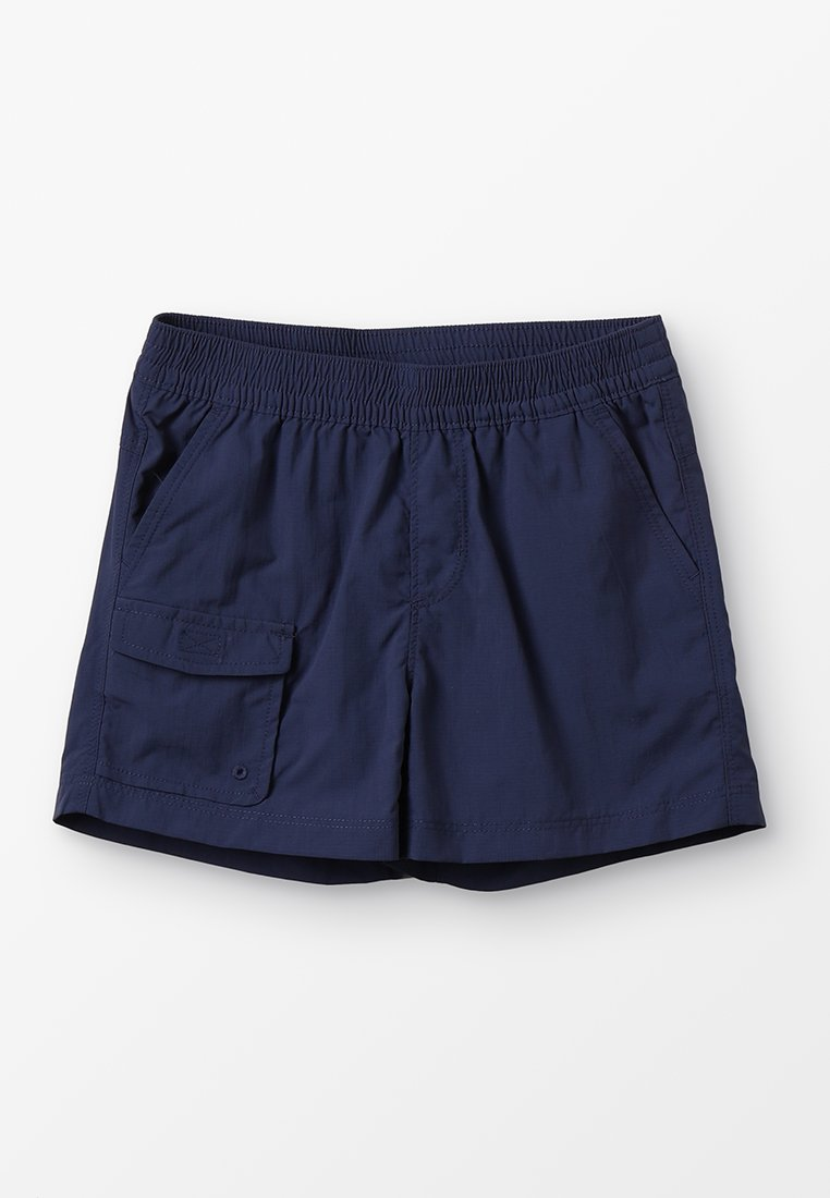 Columbia - SILVER RIDGE PULL ON SHORT - Pantalones montañeros cortos - nocturnal