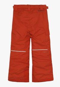 Columbia - BUGABOO PANT - Snow pants - state oarange - 1