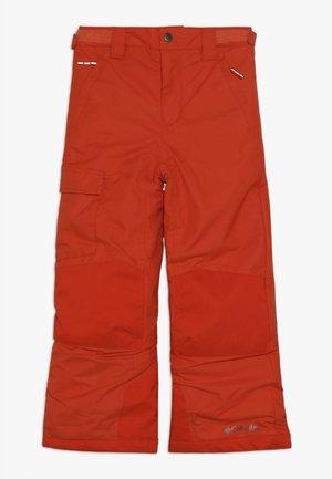BUGABOO PANT - Pantalón de nieve - state oarange