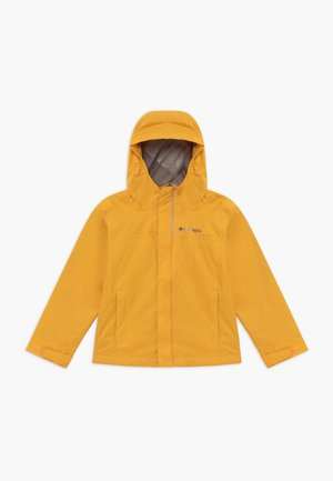 WATERTIGHT - Veste imperméable - bright gold