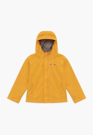 WATERTIGHT - Regenjacke / wasserabweisende Jacke - bright gold