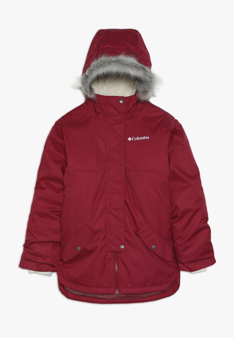 Columbia - CARSON PASS™ MID JACKET - Winter coat - pomegranate