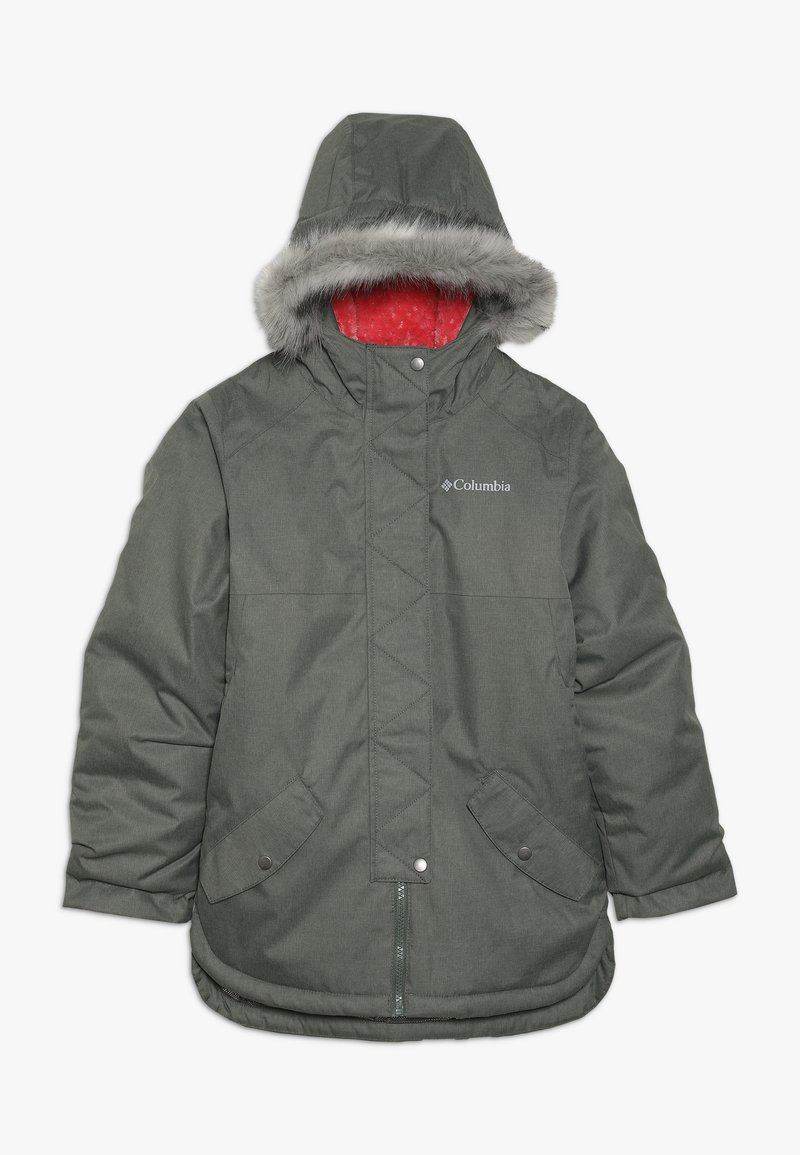 Columbia - CARSON PASS™ MID JACKET - Winter coat - cypress heather
