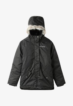 CARSON PASS - Cappotto invernale - black