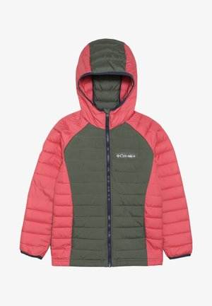POWDER LITE™ GIRLS HOODED JACKET - Winterjacke - cypress