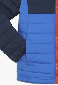 Columbia - POWDER LITE™ BOYS HOODED JACKET - Veste d'hiver - super blue - 2