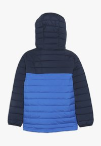 Columbia - POWDER LITE™ BOYS HOODED JACKET - Veste d'hiver - super blue - 1