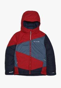 Columbia - WILDSTAR™ JACKET - Kurtka narciarska - mountain red - 0