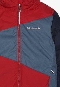 Columbia - WILDSTAR™ JACKET - Kurtka narciarska - mountain red - 3