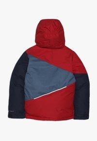 Columbia - WILDSTAR™ JACKET - Kurtka narciarska - mountain red - 1
