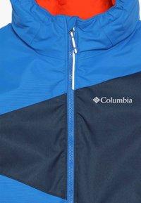 Columbia - WILDSTAR™ JACKET - Kurtka narciarska - super blue - 4