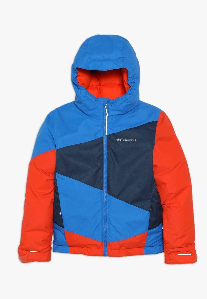 Columbia - WILDSTAR™ JACKET - Kurtka narciarska - super blue