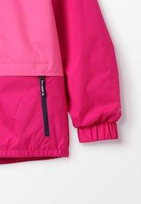Columbia - SPLASH S'MORE JACKET - Vodotěsná bunda - haute pink/wild geranium/nocturnal - 2