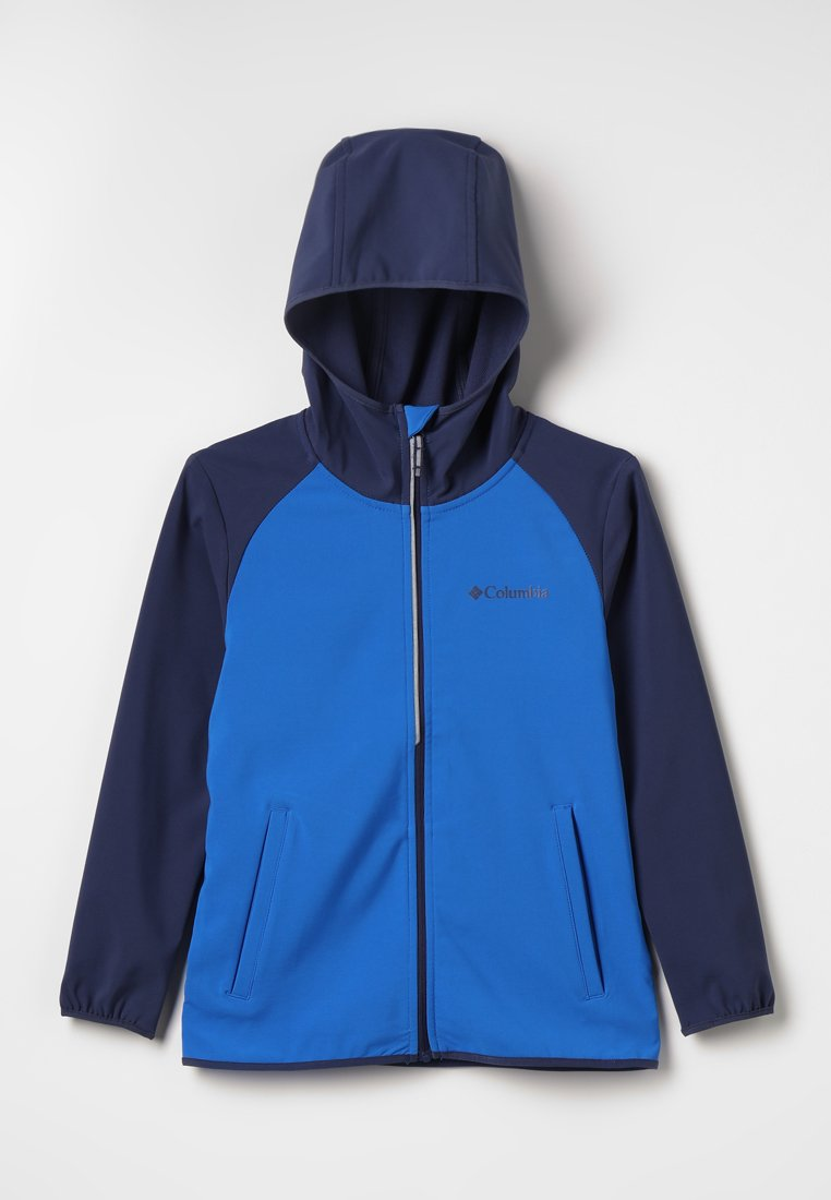 Columbia - HEATHER CANYON JACKET - Chaqueta softshell - super blue, nocturnal