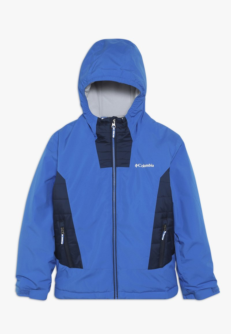 Columbia - WILD CHILDJACKET - Ski jacket - super blue
