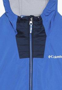 Columbia - WILD CHILDJACKET - Ski jacket - super blue - 4