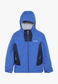 Columbia - WILD CHILDJACKET - Ski jacket - super blue - 3