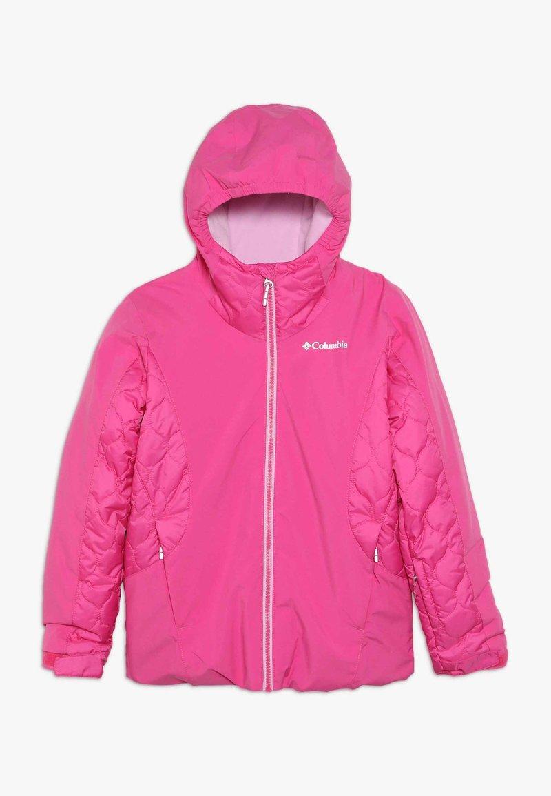 Columbia - WILD CHILD JACKET - Ski jacket - pink ice