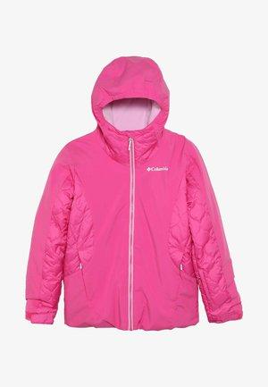 WILD CHILD JACKET - Skijakker - pink ice