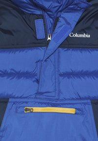 Columbia - WOODPORT PULLOVER JACKET - Talvitakki - azul/collegiate navy - 4