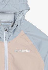 Columbia - DALBY SPRINGS JACKET - Outdoor jacket - dark coral/peach cloud - 4