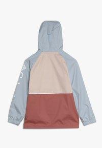 Columbia - DALBY SPRINGS JACKET - Outdoor jacket - dark coral/peach cloud - 1