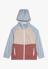 Columbia - DALBY SPRINGS JACKET - Outdoor jacket - dark coral/peach cloud - 0