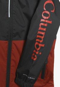 Columbia - DALBY SPRINGS JACKET - Blouson - carnelian red/shark - 2