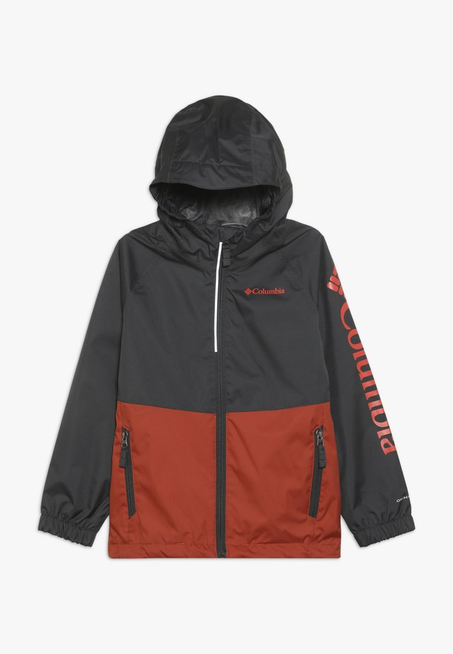DALBY SPRINGS JACKET - Outdoor jacket - carnelian red/shark
