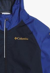 Columbia - DALBY SPRINGS JACKET - Outdoorjas - dark mountain/collegiate navy - 4