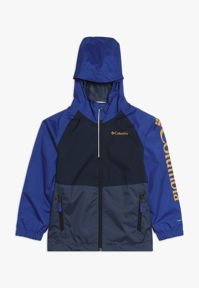 DALBY SPRINGS JACKET - Outdoor jacket - dark mountain/collegiate navy