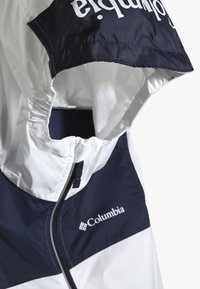 Columbia - BLOOMINGPORT - Veste coupe-vent - white/nocturnal - 4