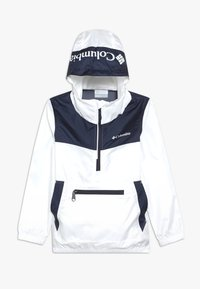 Columbia - BLOOMINGPORT - Veste coupe-vent - white/nocturnal - 0