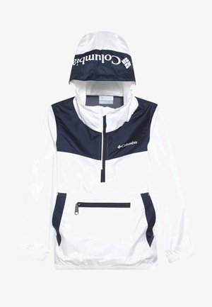 BLOOMINGPORT - Veste coupe-vent - white/nocturnal