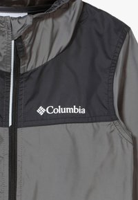 Columbia - BLOOMINGPORT - Veste coupe-vent - city grey/black - 4